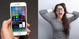 Những thay đổi 'không giống ai' của iOS 11 khiến người dùng chỉ biết 'kêu trời'