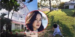 yan.vn - tin sao, ngôi sao - Dù ở Việt Nam hay Mỹ, Vy Oanh cũng sở hữu biệt thự rất sang chảnh!