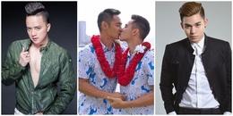 Phản ứng của sao Việt khi thấy Hồ Vĩnh Khoa đám cưới đồng giới cùng bạn trai 'soái ca'