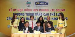 GĐKT Chung Hae - soung: HAGL sẽ vô địch V-league vào năm 2019