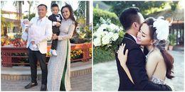 Vừa về đến Việt Nam, Vy Oanh chính thức khoe ảnh cưới với chồng đại gia