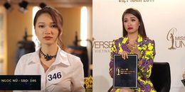 Á hậu Lệ Hằng 'vạch mặt' ứng viên sáng giá Hoa hậu Hoàn vũ thiếu trung thực