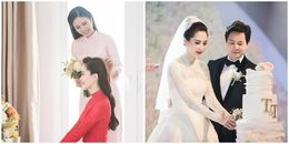 Hoa hậu Ngọc Hân nhận xét thế nào về chồng đại gia của Đặng Thu Thảo?
