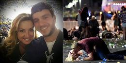 Rớt nước mắt người chồng hy sinh thân mình che cho vợ khỏi cơn mưa đạn tại vụ xả súng Las Vegas