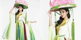 Hé lộ trang phục phần thi múa của Hoa hậu Đỗ Mỹ Linh ở Miss World 2017