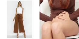 Những trang phục giúp phái nữ tự tin hơn khi đến ngày
