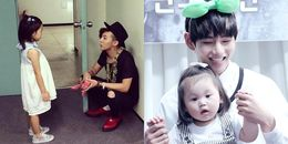 yan.vn - tin sao, ngôi sao - Loạt ảnh chứng minh đây là những ông bố hoàn hảo nhất