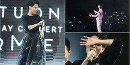 yan.vn - tin sao, ngôi sao - Vũ Cát Tường mặc váy đi catwalk, khóc cười cùng 3000 fan tại concert lớn nhất sự nghiệp