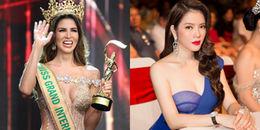 Lý Nhã Kỳ nhận xét thế nào về Tân Hoa hậu Hòa bình Quốc tế 2017?