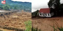 Cảnh tượng xót xa, mưa lũ kinh hoàng cướp đi sinh mạng của 40 người dân, 22 người chưa rõ tông tích