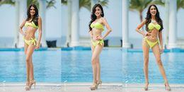 Khoe trọn đường cong chữ S, Huyền My lọt top 10 thí sinh bikini được yêu thích nhất của Miss Grand