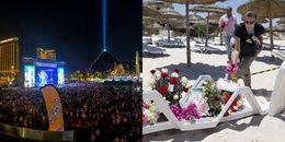Những điểm đến nổi tiếng thành 'nạn nhân' của các vụ xả súng
