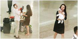 yan.vn - tin sao, ngôi sao - Vy Oanh lần đầu công khai chồng đại gia, đưa hai con về nước thăm mẹ ốm