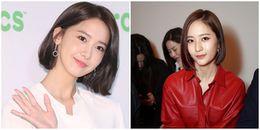 Chào thu với muôn vàn kiểu biến hóa cực xinh cho tóc bob như Krystal, Yoona