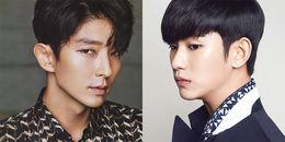 """Những sao nam Hàn phải chấp nhận sự thật nghiệt ngã: Ngày trở lại bị... """"chìm nghỉm"""" trong năm 2017"""