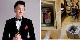 Nhà của em trai Hoài Linh ở Mỹ bị trộm phá tủ sắt lấy sạch tiền