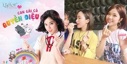"""Cộng đồng """"Teen Việt"""" phát sốt với son dưỡng phiên bản THỎ BẢY MÀU"""