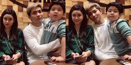 Tim và Trương Quỳnh Anh lại đoàn tụ hạnh phúc sau tuyên bố chính thức ly hôn