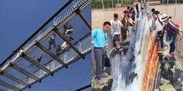 Trung Quốc mở cầu kính với hình ảnh đáng sợ dọa du khách