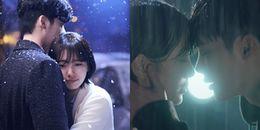 Sau bao sóng gió, cuối cùng Lee Jong Suk và Suzy cũng đã chịu 'khoá môi'