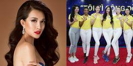 Hoàng Thùy - host Lệ Hằng tiếp tục tranh cãi gay gắt ở Hoa hậu Hoàn vũ Việt Nam