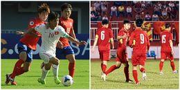 Kết quả bốc thăm U23 châu Á 2018: Việt Nam tái đấu Hàn Quốc