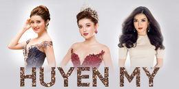 yan.vn - tin sao, ngôi sao - Á hậu Huyền My: