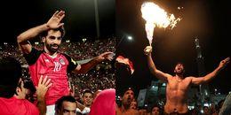 Mohamed Salah tỏa sáng, Ai Cập được dự World Cup sau 28 năm chờ đợi