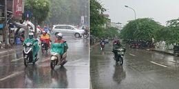 Áp thấp tiến thẳng biển Đông, miền Bắc lại bắt đầu đợt mưa mới, Hà Nội cực mát mẻ