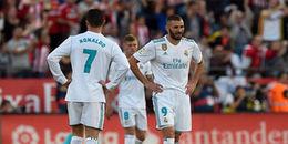 Girona xứ Catalunya 'lên đồng', Real Madrid hụt hơi trước Barcelona