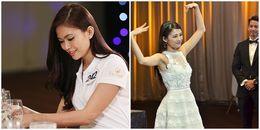 """Tập 3 """"Tôi là Hoa hậu Hoàn vũ Việt Nam"""": Mâu Thủy tham gia bữa tiệc cùng những vị khách"""