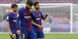 Đằng sau trận đấu không khán giả của Barcelona