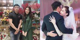 Hoa hậu Đặng Thu Thảo tái xuất xinh đẹp sau đám cưới bên 'ông mai'