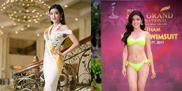 Đứng đầu bình chọn, Huyền My được chọn vị trí đẹp trong đêm chung kết Miss Grand International