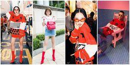 Châu Bùi 'đụng' đôi boots 23 triệu đồng với Ngọc Trinh: Ai hơn ai?