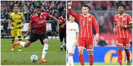 Dortmund thua bạc nhược, Bayern Munich lần đầu lên 'đỉnh'
