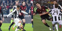 23:00 AC Milan - Juventus: Lão bà 'phá đảo' San Siro