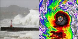 Siêu bão mạnh nhất hành tinh chuẩn bị đổ bộ vào Nhật Bản, có thể lan rộng sang tận Mỹ
