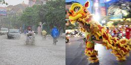 Chắc chắn là dân F.A lập đàn cầu mưa rồi: Cả Hà Nội và TP. HCM sẽ có mưa trong đêm Trung thu