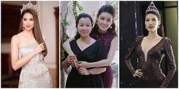 Mẹ và sao Việt nhắn nhủ Huyền My điều gì trước thềm chung kết Miss Grand International 2017?
