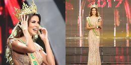 Đúng như dự đoán, người đẹp Peru đăng quang Miss Grand International 2017