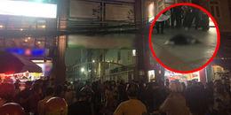 TP.HCM: Nam sinh tử vong tại chỗ trong trường đại học vì bị cục bê tông rơi trúng đầu