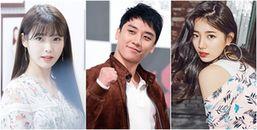 Seungri: Lần đầu tiên nhìn thấy IU và Suzy thì đã biết sẽ trở thành những ngôi sao nổi tiếng