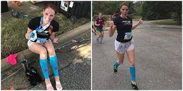 Kỷ lục Guiness đã thuộc về cô gái mang giày cao gót chạy marathon suốt 7 tiếng đồng hồ