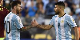 Kun Aguero thừa nhận Messi khó lòng đến với Manchester City