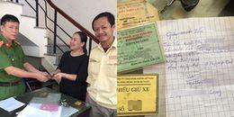 Ra Hà Nội chơi bị rơi mất ví, người đàn ông ở Đắk Lắk nhận món quà bất ngờ từ cảnh sát Hà Nội