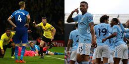 Vòng 8 NHA ngày 14/10: Tẻ nhạt Derby nước Anh, Man City tiếp đà bay cao, Chelsea, Arsenal thua sốc