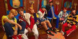 Đẳng cấp ôi đẳng cấp, không chỉ lập kỉ lục Billboard 200, cả Billboard's Hot 100 cũng kêu tên BTS