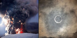 Lời giải cho 15 bức ảnh về những hiện tượng siêu nhiên trên thế giới