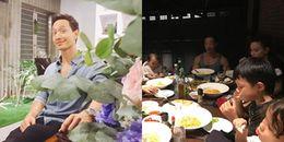 yan.vn - tin sao, ngôi sao - Mẹ Hồ Ngọc Hà khoe ảnh Kim Lý vui vẻ đi ăn uống cùng gia đình